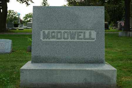 MCDOWELL, MARY - Wayne County, Ohio | MARY MCDOWELL - Ohio Gravestone Photos