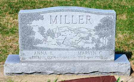 MILLER, MARVIN C - Wayne County, Ohio | MARVIN C MILLER - Ohio Gravestone Photos