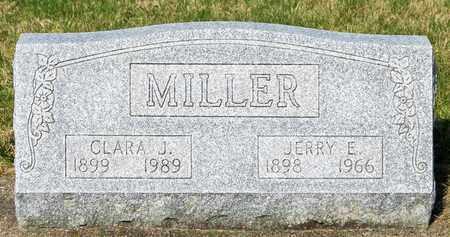 MILLER, CLARA J - Wayne County, Ohio | CLARA J MILLER - Ohio Gravestone Photos