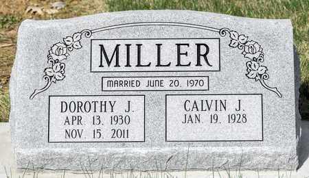 MILLER, DOROTHY J - Wayne County, Ohio | DOROTHY J MILLER - Ohio Gravestone Photos