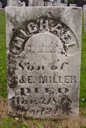 MILLER, MICHAEL - Wayne County, Ohio | MICHAEL MILLER - Ohio Gravestone Photos