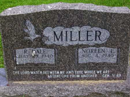 MILLER, R. DALE - Wayne County, Ohio | R. DALE MILLER - Ohio Gravestone Photos