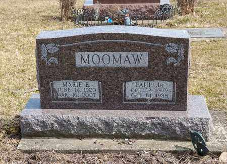 MOOMAW, PAUL JR. - Wayne County, Ohio | PAUL JR. MOOMAW - Ohio Gravestone Photos