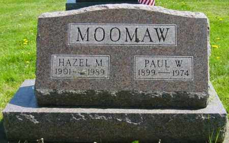 MOOMAW, PAUL WILLIAM - Wayne County, Ohio | PAUL WILLIAM MOOMAW - Ohio Gravestone Photos