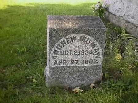MUMAW, ANDREW - Wayne County, Ohio | ANDREW MUMAW - Ohio Gravestone Photos
