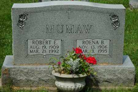 MUMAW, ROBERT E. - Wayne County, Ohio | ROBERT E. MUMAW - Ohio Gravestone Photos