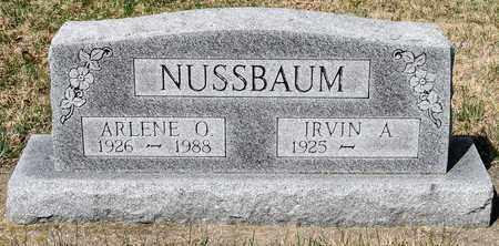 NUSSBAUM, ARLENE O - Wayne County, Ohio | ARLENE O NUSSBAUM - Ohio Gravestone Photos