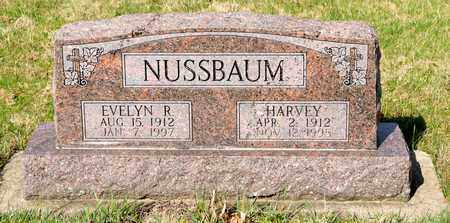 NUSSBAUM, EVELYN R - Wayne County, Ohio | EVELYN R NUSSBAUM - Ohio Gravestone Photos