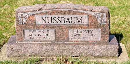 NUSSBAUM, HARVEY - Wayne County, Ohio | HARVEY NUSSBAUM - Ohio Gravestone Photos