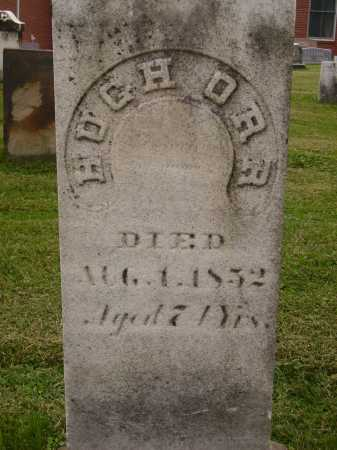ORR, HUGH - Wayne County, Ohio | HUGH ORR - Ohio Gravestone Photos