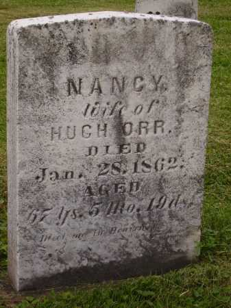 ORR, NANCY - Wayne County, Ohio | NANCY ORR - Ohio Gravestone Photos