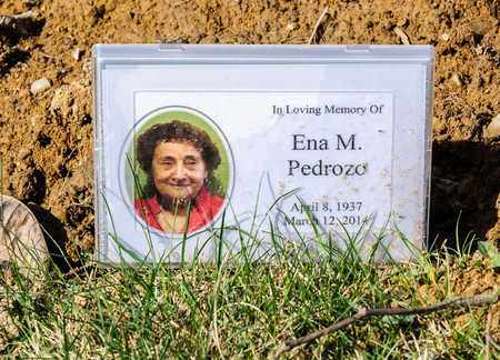PEDROZO, ENA M - Wayne County, Ohio | ENA M PEDROZO - Ohio Gravestone Photos