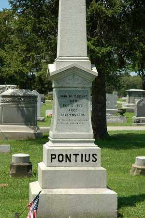 PONTIUS, HOWARD TAGGART - Wayne County, Ohio | HOWARD TAGGART PONTIUS - Ohio Gravestone Photos
