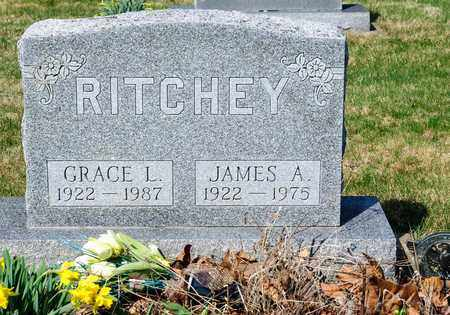 RITCHEY, GRACE L - Wayne County, Ohio | GRACE L RITCHEY - Ohio Gravestone Photos