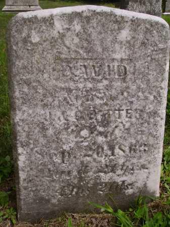 RITTER, DAVID - Wayne County, Ohio   DAVID RITTER - Ohio Gravestone Photos