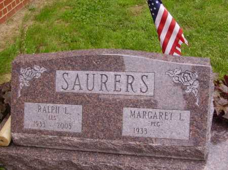 "SAURERS, MARGARET ""PEG"" L. - Wayne County, Ohio 