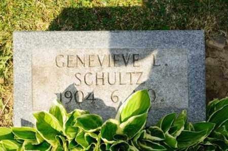 SCHULTZ, GENEVIEVE L. - Wayne County, Ohio | GENEVIEVE L. SCHULTZ - Ohio Gravestone Photos