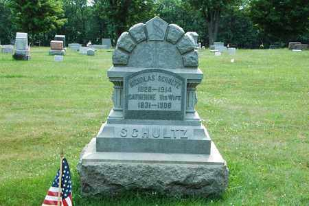 SCHULTZ, CATHERINE - Wayne County, Ohio | CATHERINE SCHULTZ - Ohio Gravestone Photos