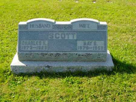 GERBER SCOTT, MAY - Wayne County, Ohio | MAY GERBER SCOTT - Ohio Gravestone Photos