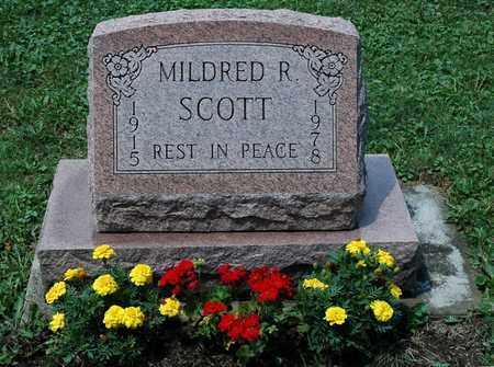 SCOTT, MILDRED R. - Wayne County, Ohio | MILDRED R. SCOTT - Ohio Gravestone Photos