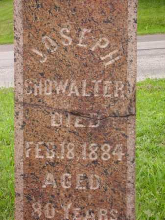 SHOWALTER, JOSEPH - CLOSE VIEW - Wayne County, Ohio | JOSEPH - CLOSE VIEW SHOWALTER - Ohio Gravestone Photos