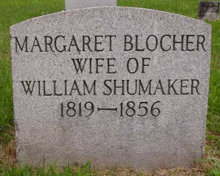 SHUMAKER, MARGARET - Wayne County, Ohio | MARGARET SHUMAKER - Ohio Gravestone Photos