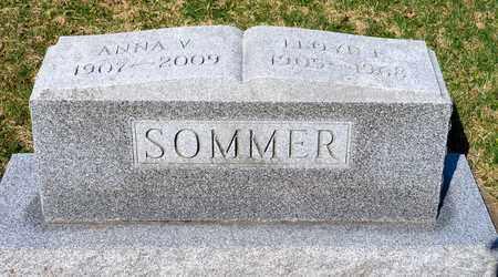 SOMMER, LLOYD E - Wayne County, Ohio | LLOYD E SOMMER - Ohio Gravestone Photos