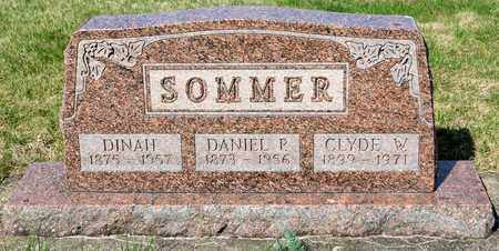 SOMMER, CLYDE W - Wayne County, Ohio | CLYDE W SOMMER - Ohio Gravestone Photos