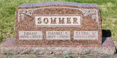 SOMMER, DANIEL P - Wayne County, Ohio | DANIEL P SOMMER - Ohio Gravestone Photos