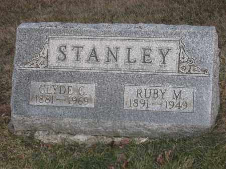 STANLEY, RUBY M. - Wayne County, Ohio | RUBY M. STANLEY - Ohio Gravestone Photos