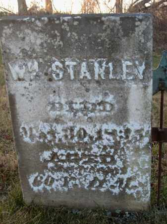 STANLEY, WM - Wayne County, Ohio | WM STANLEY - Ohio Gravestone Photos