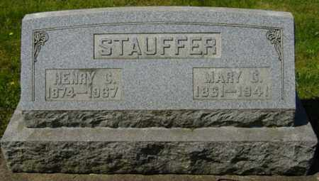 STAUFFER, HENRY C. - Wayne County, Ohio | HENRY C. STAUFFER - Ohio Gravestone Photos