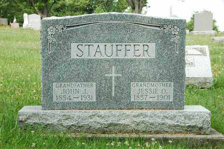 STAUFFER, JOHN J. - Wayne County, Ohio | JOHN J. STAUFFER - Ohio Gravestone Photos