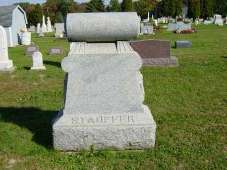 STAUFFER, CATHARINE - Wayne County, Ohio | CATHARINE STAUFFER - Ohio Gravestone Photos