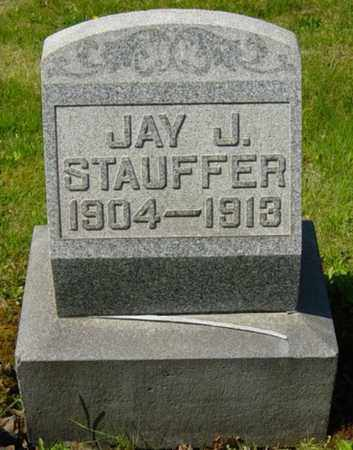 STAUFFER, JAY J. - Wayne County, Ohio | JAY J. STAUFFER - Ohio Gravestone Photos