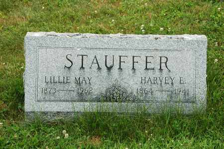 STAUFFER, HARVEY E. - Wayne County, Ohio | HARVEY E. STAUFFER - Ohio Gravestone Photos