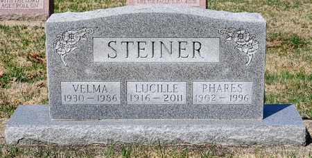 STEINER, PHARES - Wayne County, Ohio | PHARES STEINER - Ohio Gravestone Photos