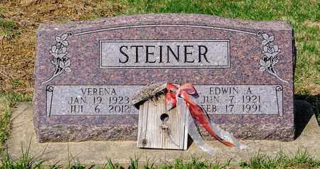 STEINER, VERENA - Wayne County, Ohio | VERENA STEINER - Ohio Gravestone Photos
