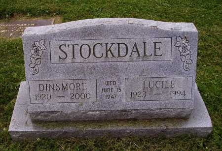 STOCKDALE, DINSMORE - Wayne County, Ohio | DINSMORE STOCKDALE - Ohio Gravestone Photos