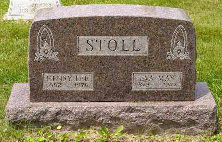 STOLL, EVA MAY - Wayne County, Ohio | EVA MAY STOLL - Ohio Gravestone Photos