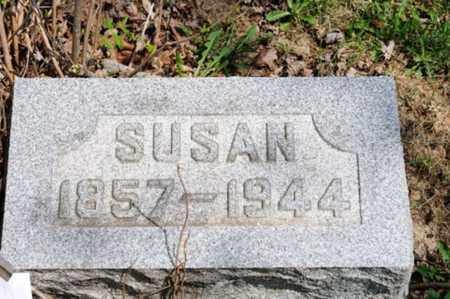 STONER, SUSAN - Wayne County, Ohio | SUSAN STONER - Ohio Gravestone Photos