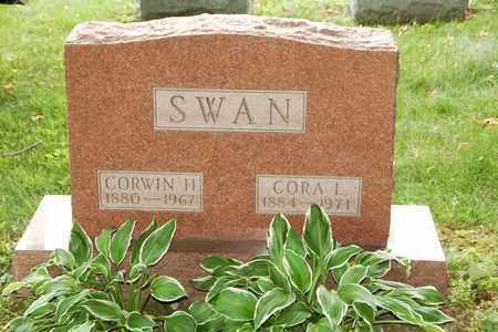 SWAN, CORWIN H. - Wayne County, Ohio | CORWIN H. SWAN - Ohio Gravestone Photos