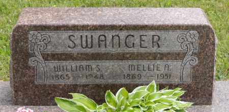 SWANGER, MELLIE - Wayne County, Ohio | MELLIE SWANGER - Ohio Gravestone Photos