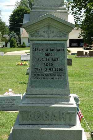 TAGGART, DERLIN - Wayne County, Ohio | DERLIN TAGGART - Ohio Gravestone Photos