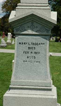 TAGGART, MARY L. - Wayne County, Ohio | MARY L. TAGGART - Ohio Gravestone Photos