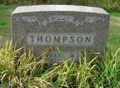 THOMPSON, VESTA O. - Wayne County, Ohio | VESTA O. THOMPSON - Ohio Gravestone Photos