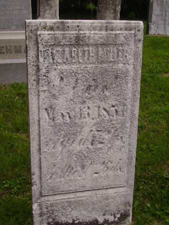UNREADABLE, ELIZABETH ?? - Wayne County, Ohio | ELIZABETH ?? UNREADABLE - Ohio Gravestone Photos
