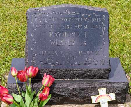 WEAVER, RAYMOND E. - Wayne County, Ohio | RAYMOND E. WEAVER - Ohio Gravestone Photos