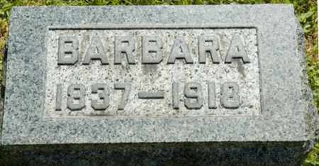 WECHT, BARBARA - Wayne County, Ohio | BARBARA WECHT - Ohio Gravestone Photos