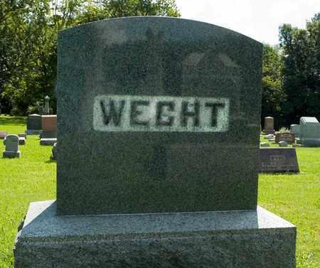 WECHT, NETTIE - Wayne County, Ohio | NETTIE WECHT - Ohio Gravestone Photos